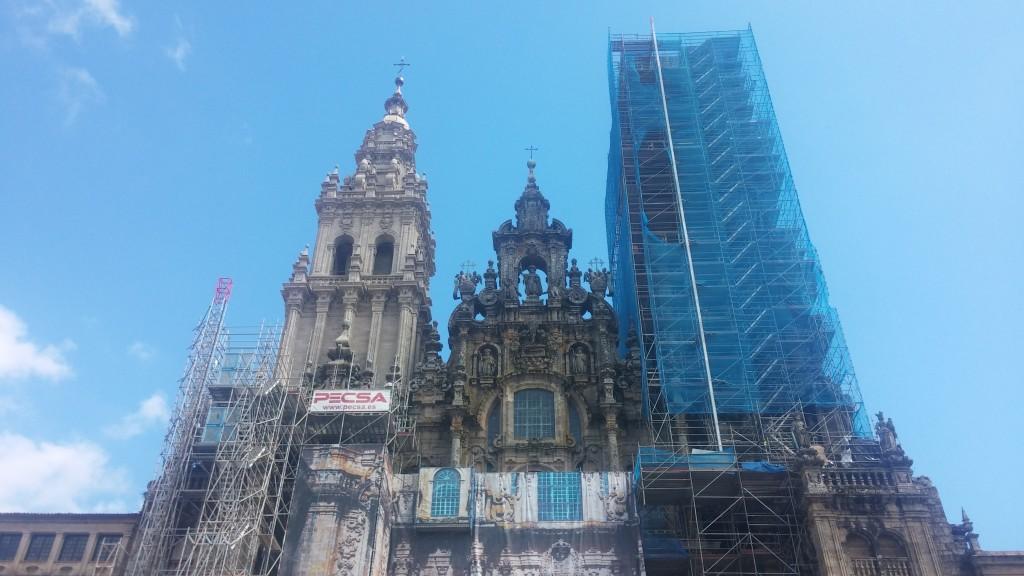 Die Kathedrale ... bloß nicht wirklich Hübsch...